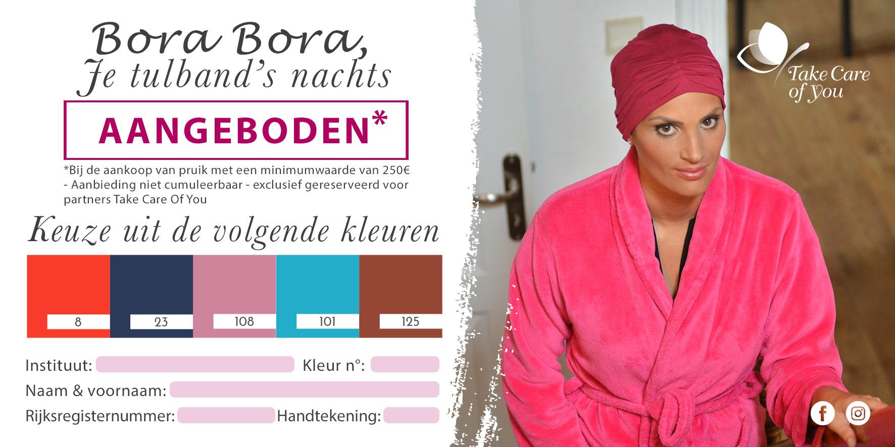 Bon Cadeau Bora Bora NL
